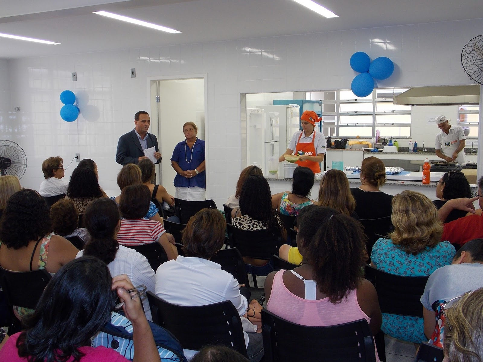 Educação Niterói: FME e SESI realizam programa Cozinha Brasil #26668A 1600 1200