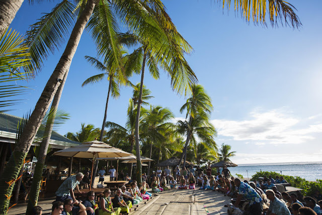 42 Opening Ceremony 2015 Fiji Womens Pro Fotos WSL Kirstin