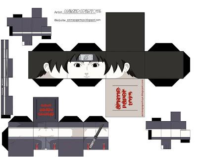 sai papercraft