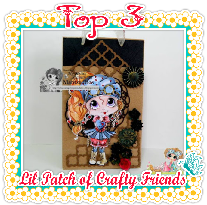 Top 3 en Lil Patch of Crafty Friends