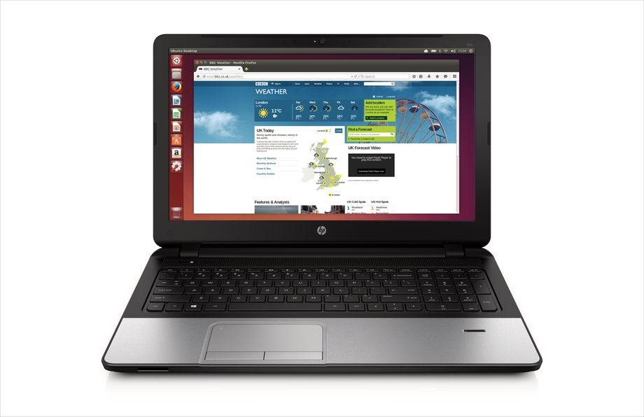 Ebuyer Notebook HP con Ubuntu