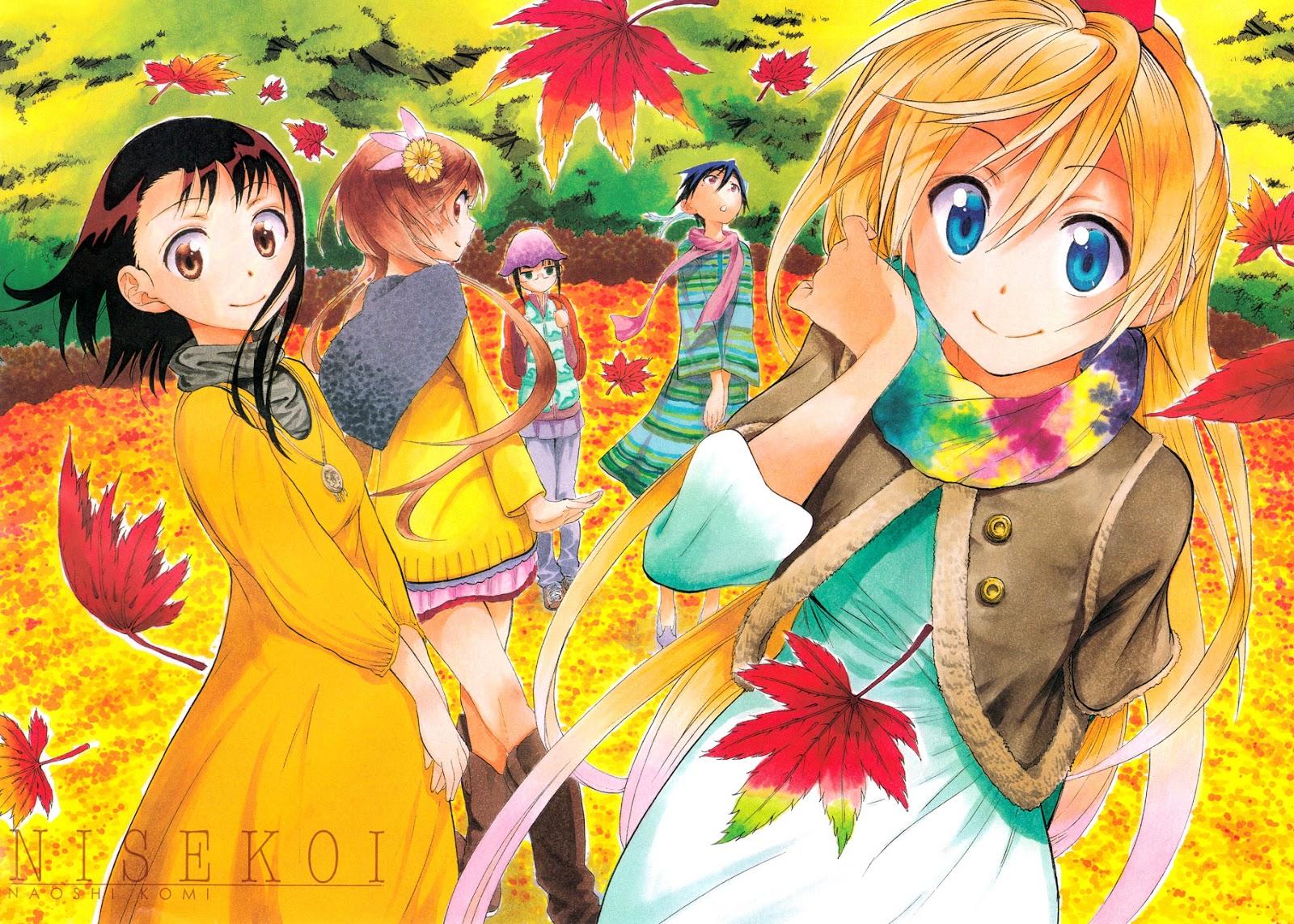 Nisekoi: segunda temporada do anime é anunciada 34163_NISE49_02-03b
