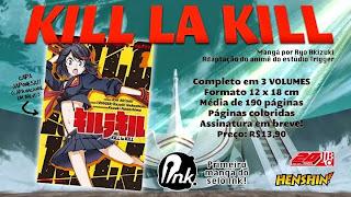 1cp29 Todos os detalhes de Kill la Kill da JBC