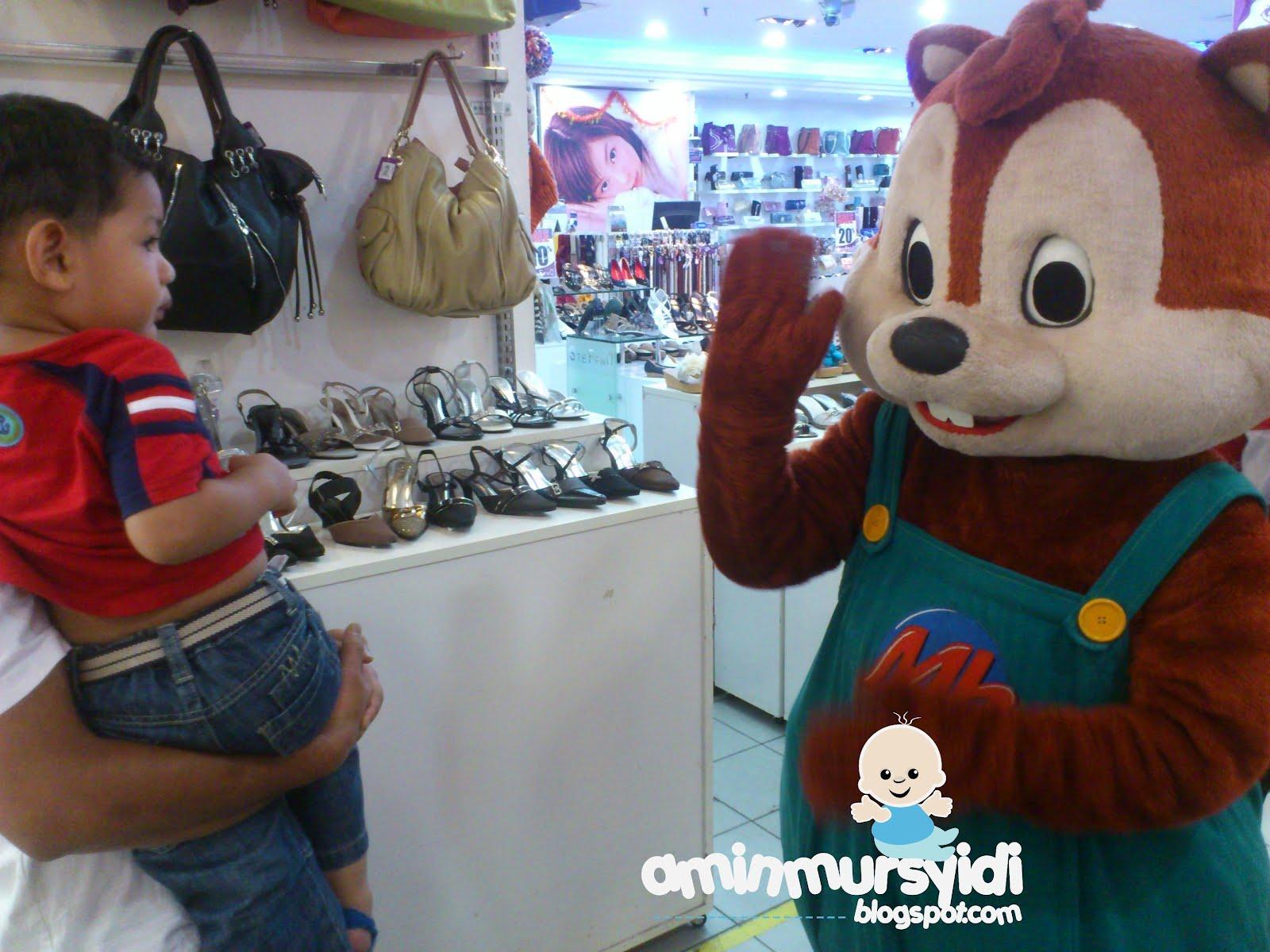 marrybrown mascot