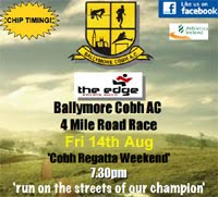 Cobh 4 mile race, Co.Cork...Fri 14th Aug 2015