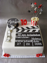 Movie cake