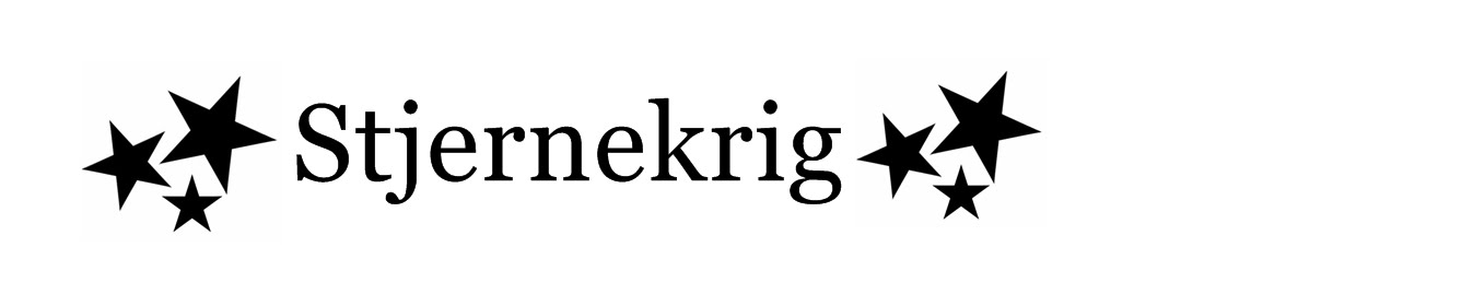 Stjernekrig