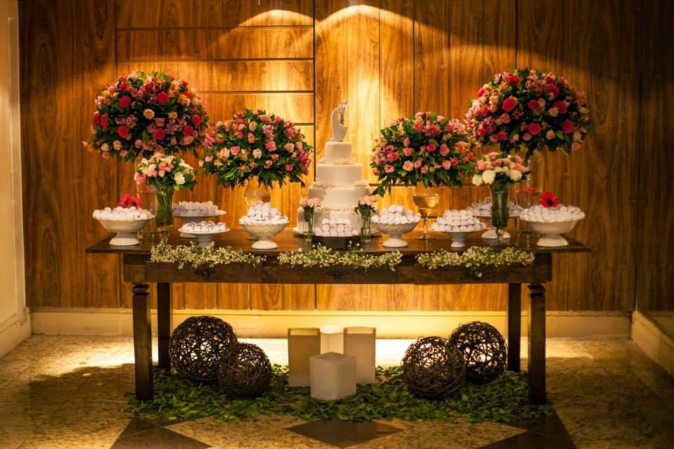 Decoração de casamento preço mesa