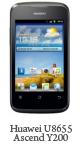 Spesifikasi Huawei U8655 Ascend Y200