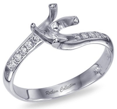 Platinum Rings new designed