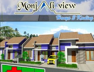 monjali view perumahan dekat monjali