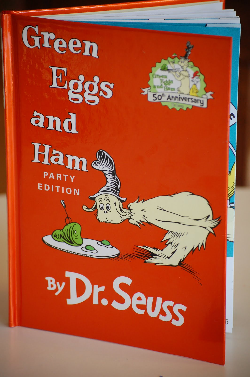 eggs ham well that and dr seuss s birthday happy birthday dr seuss