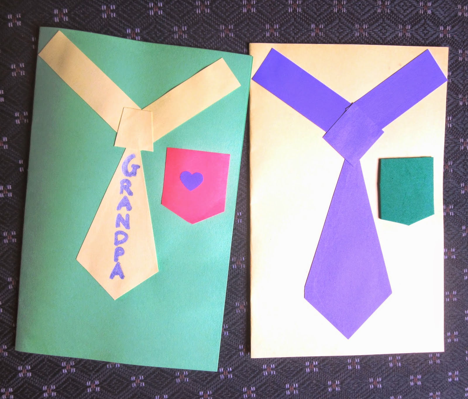 Father's-Day-Cards-shirts-with-ties