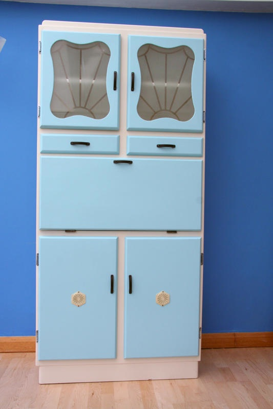 1960 Kitchen Dresser | Fiorobbo'S Blog