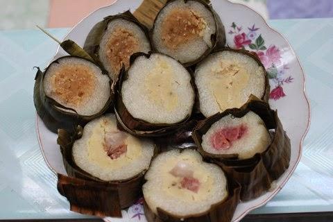 Hương thơm và nét đặc trưng của từng loại nhân bánh quyện vào nhau, tạo nên một hương vị đặc trưng rất riêng của ngày Tết tại đồng bằng sông Cửu Long