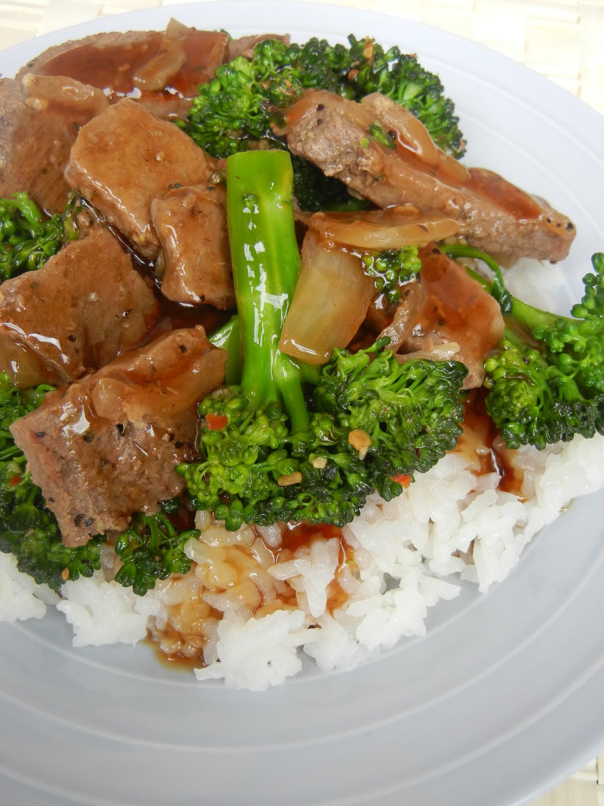 Deals to Meals: Beef & Broccoli Stir Fry