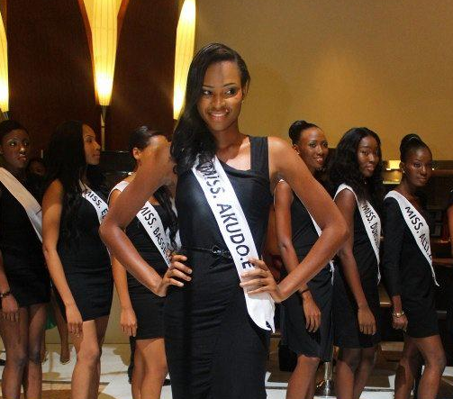 'Miss Nigeria' 2013 winner is Ezinne Akudo