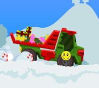Santa Truck Jogo de Natal do Papai Noel