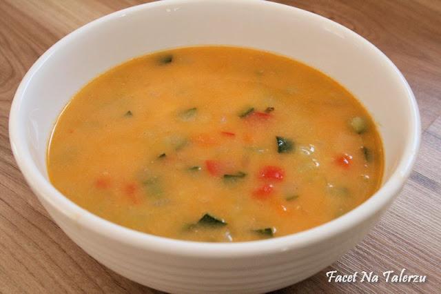 Anatolijska zupa z kurczaka