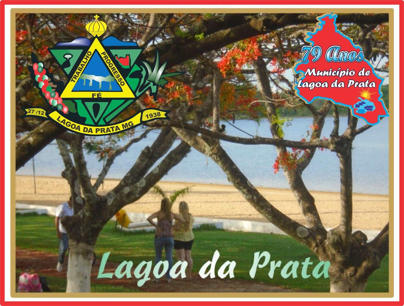 79 Anos de Lagoa da Prata A Princesinha do Centro Oeste de Minas Gerais