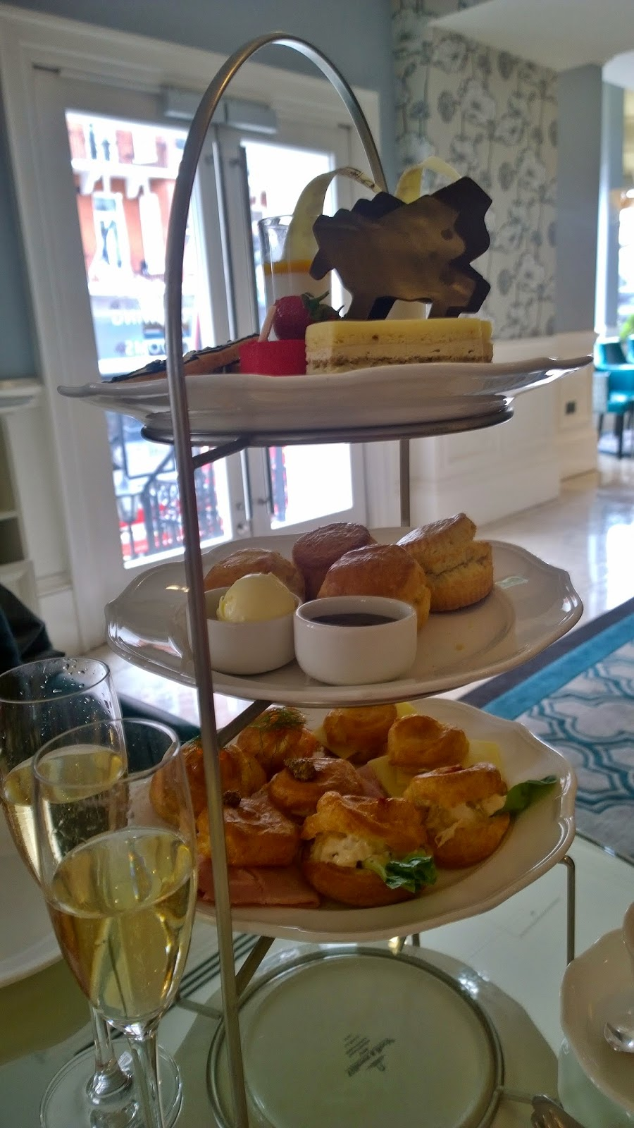 Ampersand Hotel Afternoon Tea