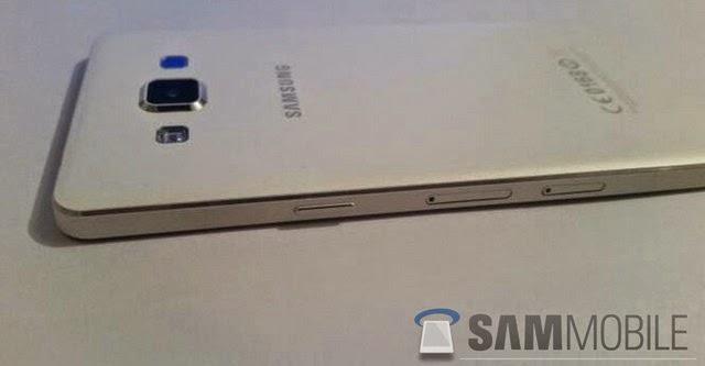 Samsung Galaxy A5 tầm trung có VXL 64 bit