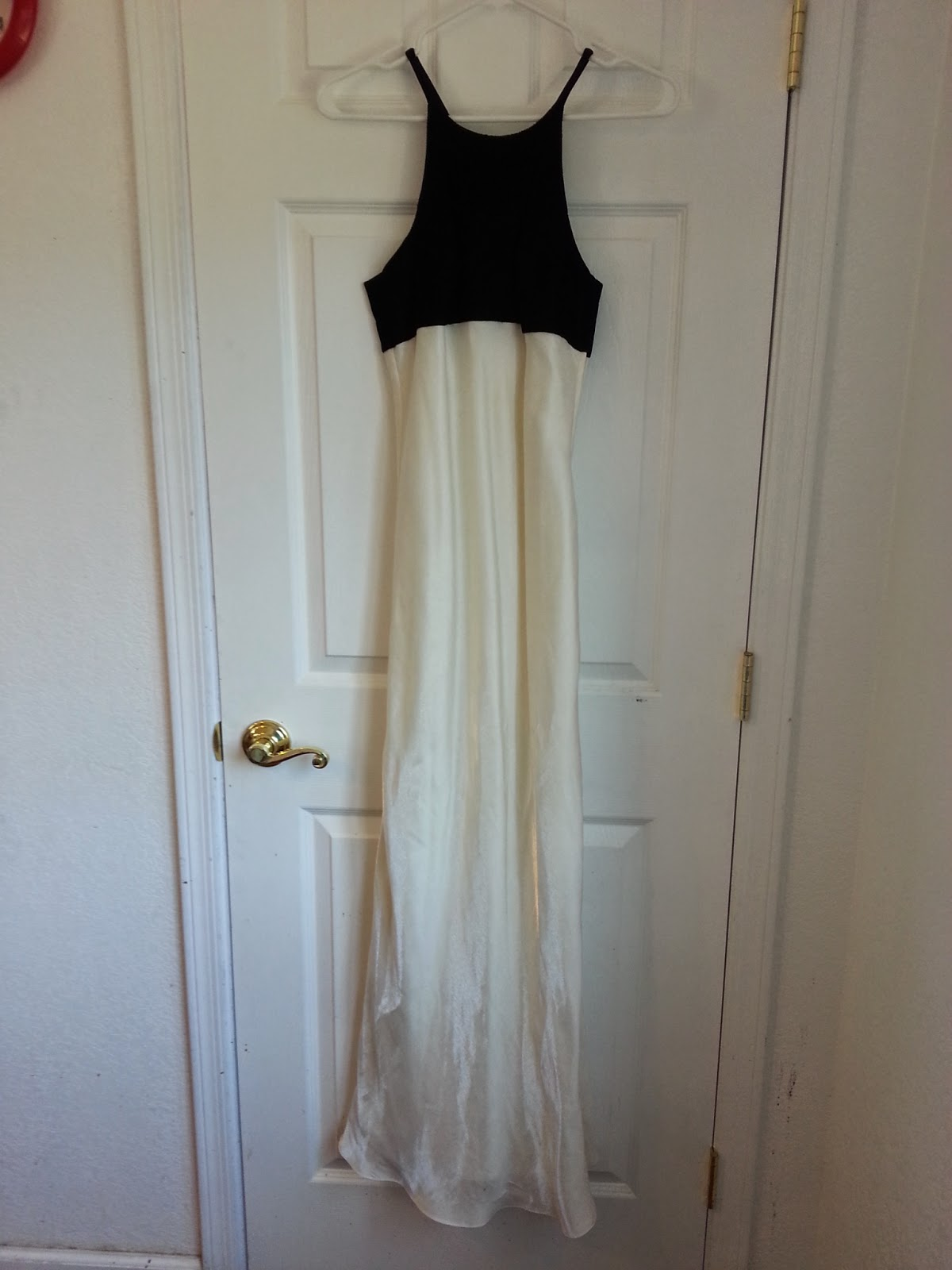 Angel Gowns By Karen From Prom Dress To Angel Gowns