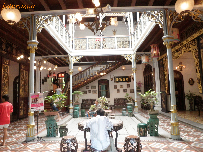Footsteps Jotaro S Travels Sites Nyonya Peranakan