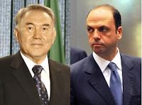 """IL CABLO ARRIVATO DA ASTANA CHE INCHIODA ALFANO: """"DEPORTATE LA SHALABAYEVA"""" (Carlo Bonini)"""