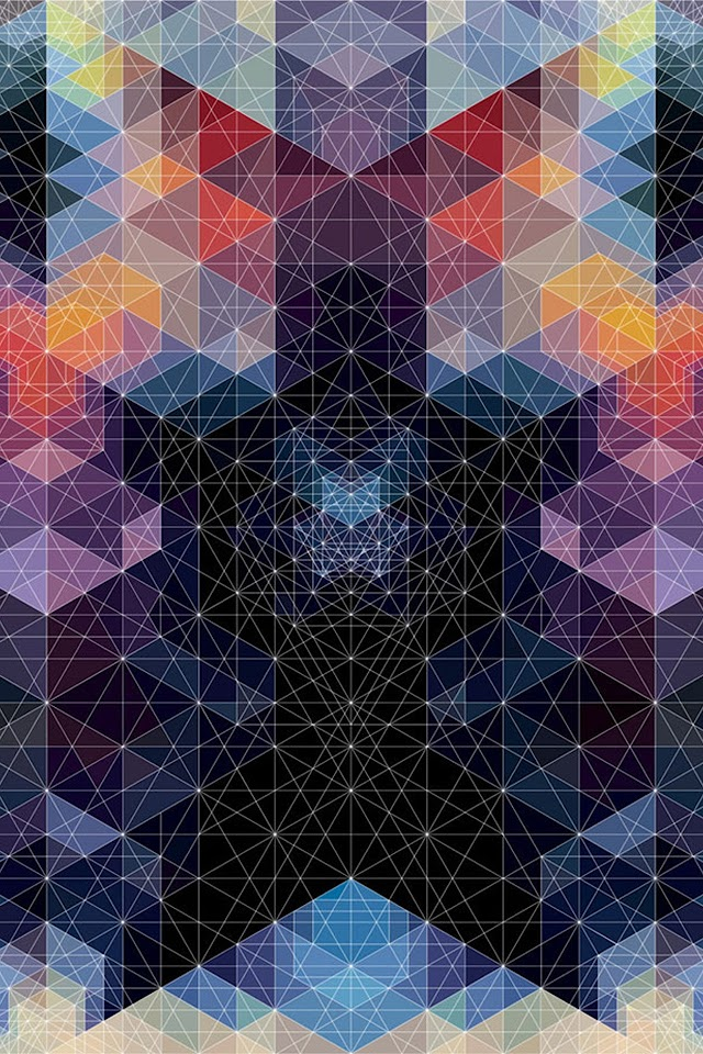 Kaleidoscopic 2  Galaxy Note HD Wallpaper