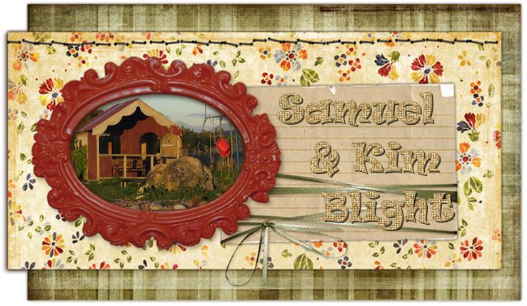 Samuel & Kim Blight