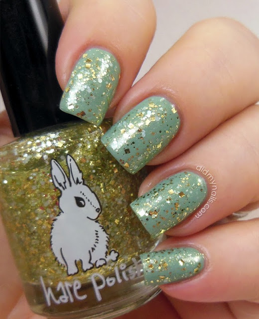 Hare Dauphine of Decadence swatch