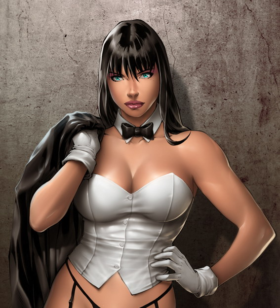 Zatanna (DC Comics) Character Review