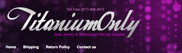 Titaniumonly.com store