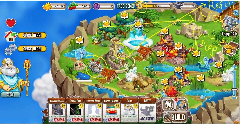 Dragon City Hack Food, Gold, Gem for Free