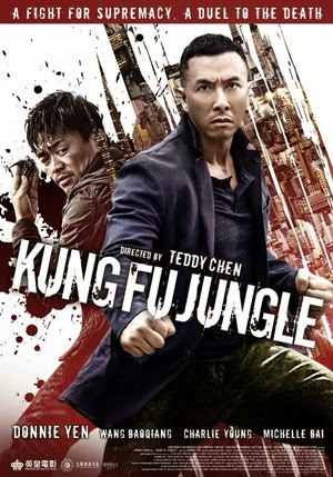 Kung fu Jungle 2014 poster