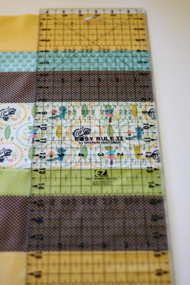 Basic baby quilt tutorial