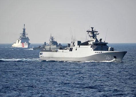 Tàu hộ vệ tên lửa tàng hình Sigma