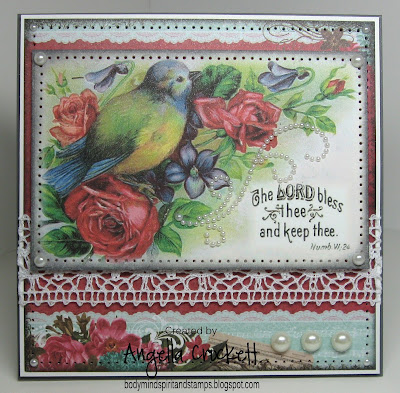 Designer Angie Crockett Free Image from Little Birdie Blessings