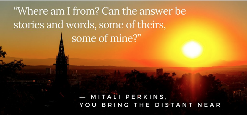 Author<br>Mitali<br>Perkins