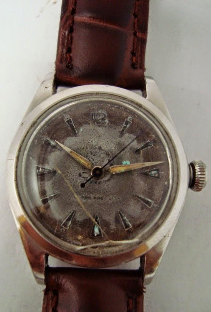 Vintage Rolex BubbleBack Rp17.000.000
