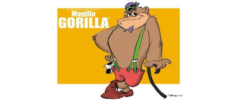 Maguila y el señor Peebles