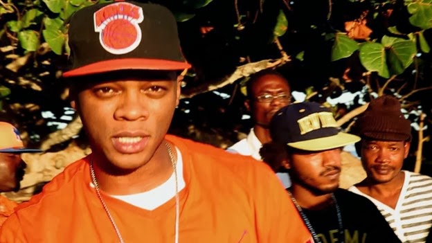 Papoose - On Top of My Game (feat. Mavado)   Cover