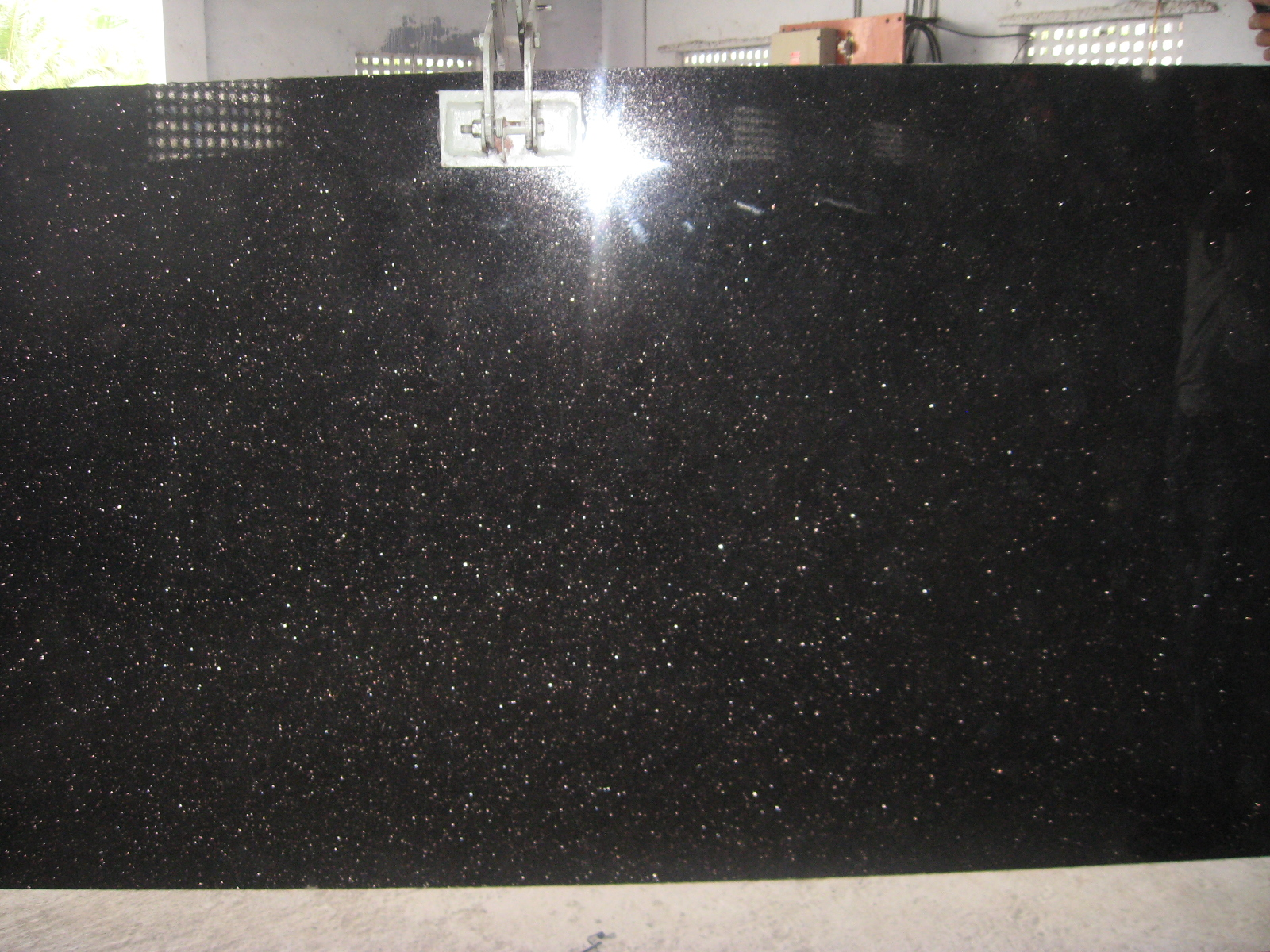 aapt granite bengal black black galaxy granite. Black Bedroom Furniture Sets. Home Design Ideas