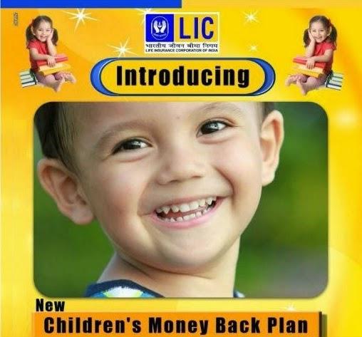 Lic Children's Money Back