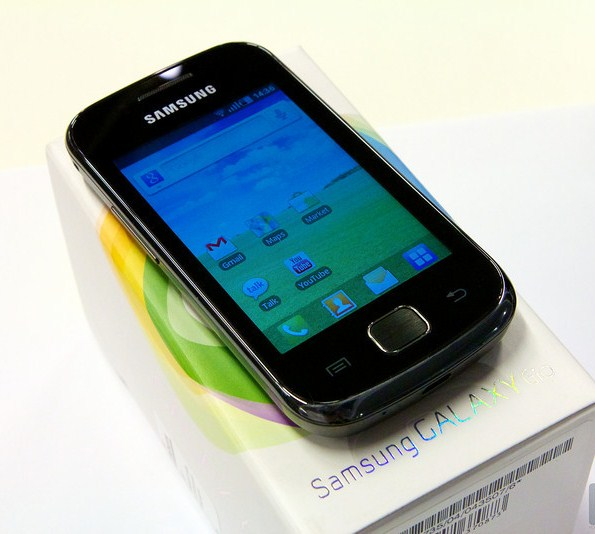 samsung galaxy gio box unbox piece price