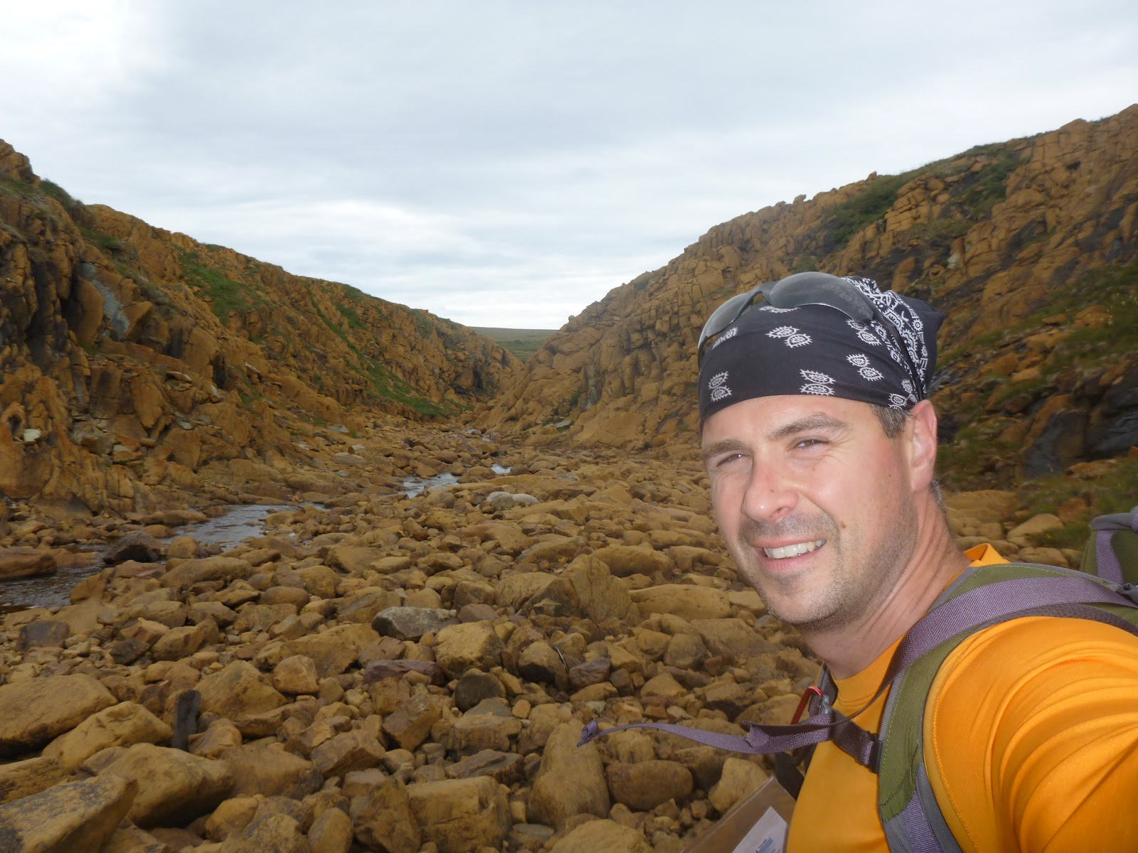 how to get to bowdoin canyon newfoundland