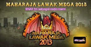 Maharaja Lawak Mega 2013 Minggu 9