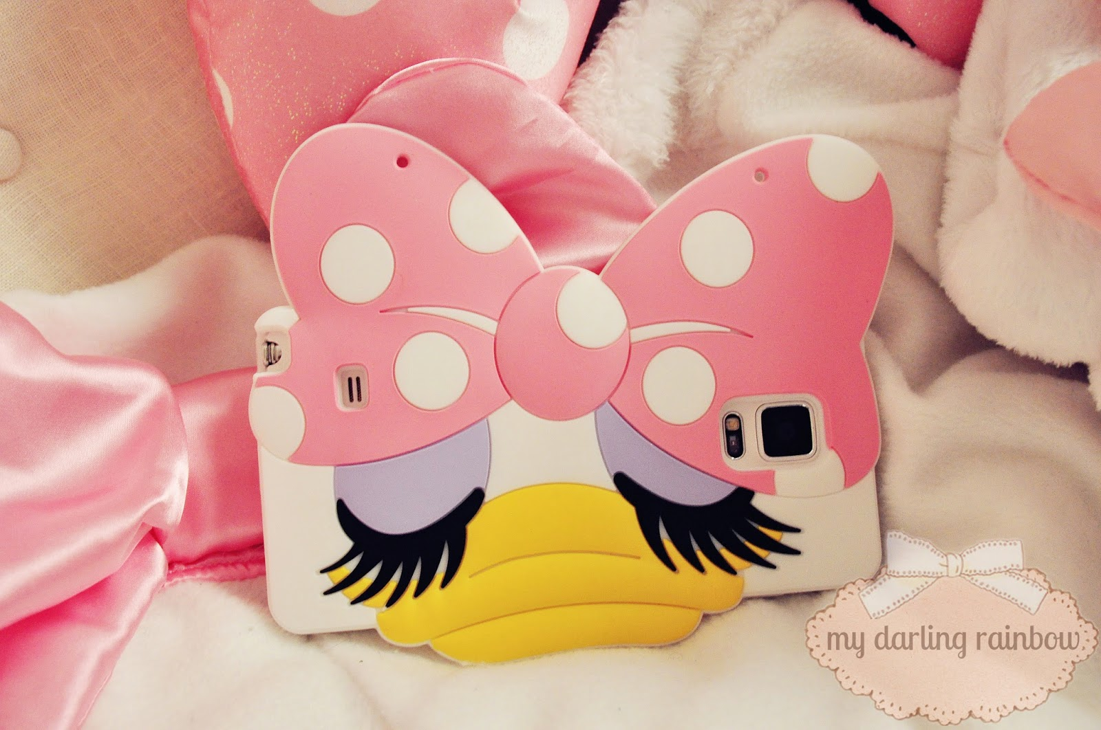Cute Daisy Duck Phone Case