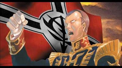 """A """"sombra de Hitler"""" em ação..."""
